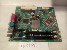 -  Dell SOCKET 775 MOTHERBOARD 0D517D FOR Optiplex 760