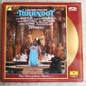 Turandot Giacomo Puccini -  CD VIDEO  LASERDISC PAL BOX 2 dischi