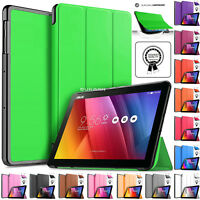 """Smart LEATHER Magnetic Flip Stand Case cover For ASUS ZenPad 10 (Z301MF) 10.1"""""""
