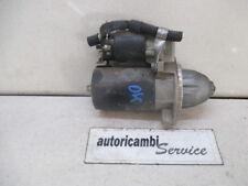 0051510601 MOTOR DE ARRANQUE MERCEDES SLK R170 2.0 B AUT 100KW (1998) RECAMBIO