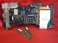 Apple Mac G5 Tower Replacement Logic Motherboard 2.0ghz with 1gb of RAM