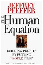 The Human Equation: Building Profits by Putting People First-ExLibrary