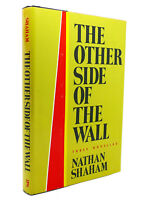 Nathan Shaham OTHER SIDE OF THE WALL Three Novellas 1st Edition 1st Printing