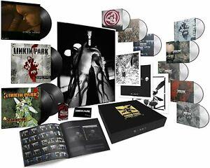 Linkin Park Hybrid Theory 4LP + 5CD + 3DVD + Cassette Super Fan Box Set New