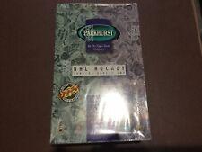 1994 - 95 PARKHURST  Hockey Wax Box