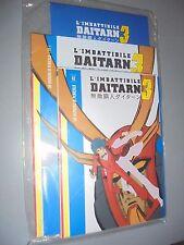 DVD + FASCÍCULO N° 2 LAEL IMBATIBLE DAITARN 3 UN NIÑO EN PELIGRO