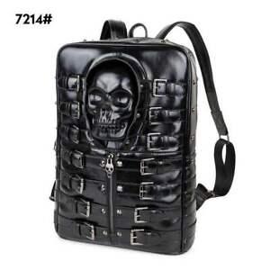 Skull Bag 3 D Totenkopf Tasche Unisex Limmited Rucksack XL Gothic Fantasy