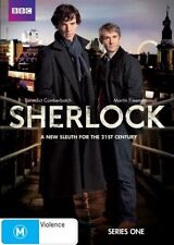 Sherlock : Series 1 (DVD, 2010, 2-Disc Set)