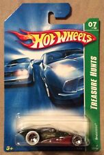 2007 Hot Wheels Treasure Hunts Brutalistic Limited Edition Rare Special