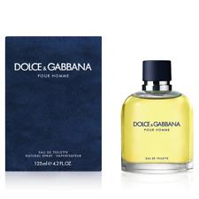 DOLCE & GABBANA D&G POUR HOMME EDT 125ML PROFUMO UOMO MAN