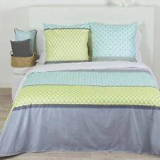 Parure de lit 2 Personnes 100% Polyester Coralie 260 x 240+ 2 TO