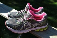 Women's Asics Running Shoes GT-2170 Gray/Pink Size 10.5 (T256N)
