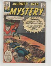 Journey into Mystery #91/Silver Age Marvel Comic Book/Early Thor/GD+