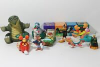 Lot Mixed Vintage Toys Figures (16)