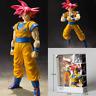 S.H.Figuarts Dragon Ball Z Super Saiyan 3 black Goku Zamasu PVC Action Figure wi