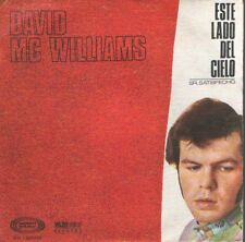"""DAVID McWILLIAMS 7""""PS Spain 1968 This side of heaven"""