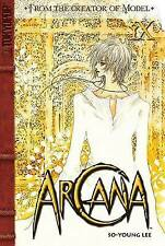 Arcana: v. 9 by So-Young Lee 2009 TokyoPop Manga English