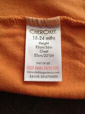 Boys sleeveless top&shorts set 100% cotton age 18-24 months