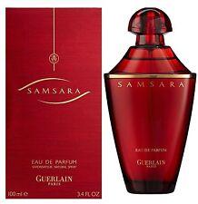 Samsara By Guerlain Women 3.3 3.4 oz 100 ml Eau De Parfum Spray Nib Sealed
