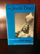 The Jewish Dance - Copyright 1960 - Fred Berk - First Edition