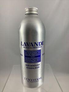 NEW L'occitane Lavande LavenderFoaming Bath 16.9 oz Original Formula France