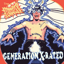 HYPERJAX Generation X Rated CD new sealed British PSYCHOBILLY Punkabilly
