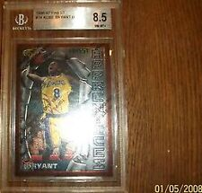 1996 - 1997 Topps Finest Kobe Bryant Los Angeles Lakers #74 Basketball Card