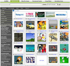Own a Flash Game Web Site With Google Adsense Generate Money For You !