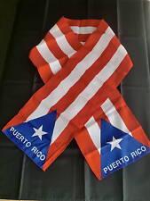 Puerto Rico Scarf / Puerto Rico Flag