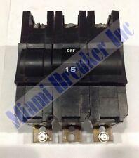 "NE233040 Federal Pacific Circuit Breaker 3 Pole 40 Amp 240V /""2 YEAR WARRANTY/"""