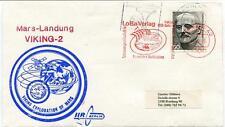 1976 Viking 2 Mars Landing Berlin NASA Satellite Sonda