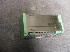 Phoenix Contact Power Supply Cat# 2939069 Model QUINT PS-120AC/24DC/5