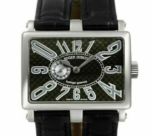 ROGER DUBUIS Two Match Ref.T31 98 0 K9.6S WG White Gold Manual winding watch