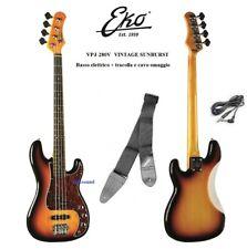 Eko Vpj-280v Vintage Sunburst basso elettrico