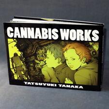 CANNABIS WORKS - TANAKA TATSUYUKI ILLUSTRATIONS ANIME MANGA ART BOOK NEW