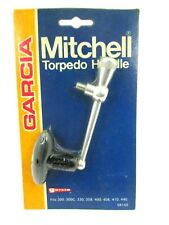 NOS Garcia Mitchell Reel Handle Fits: 300 300C 400 410 308 408 330 Handle - Part