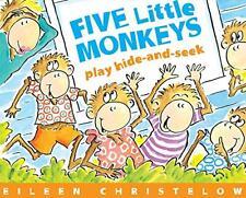 Five Little Monkeys Play Hide and Seek (A Five Little Monkeys Story), New, Free
