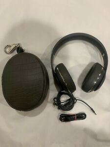 Beats Studio Wireless Alexander Wang 2nd Edition Dove Grey Super Rare Works