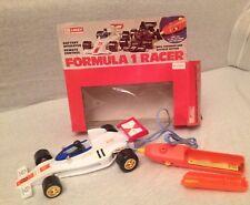 Fernlenkauto Lucky Toys Hongkong 1970 Formel 1 Neu In OVP