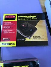 Rubbermaid Commercial Galvanized Steel Floor and Carpet Sweeper -Ship Free