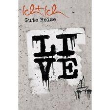 """ICH+ICH """"GUTE REISE LIVE AUS BERLIN"""" DVD NEU"""