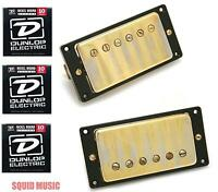 Seymour Duncan Antiquity Humbucker Set Aged Gold Cover ( 3 FREE STRING SETS )
