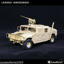 LionRoar Photo-etched details 1/35 HUMVEE M1025
