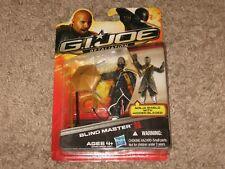 "Gi Joe Retaliation BLIND MASTER 3.75"" Action Figure Hasbro 2012 Movie Sealed"