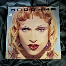 MADONNA OFFICIAL CALENDAR 1994 BOY TOY INC/WINTERLAND SEALED