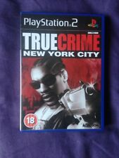 True Crime: New York City (Manual Included) (PS2)