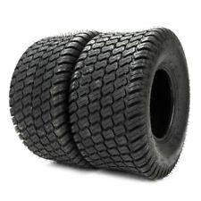 MILLION PARTS P322 18x9.50-8 Lawn Mower Tires 2 Pieces
