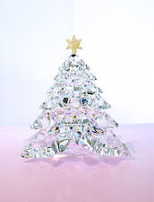 Swarovski Crystal Christmas Tree Shining Star Gift Big 1139998 Brand New In Box