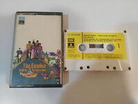 THE BEATLES YELLOW SUBMARINE EMI ODEON 1972 SPAIN EDITION - CINTA TAPE CASSETTE