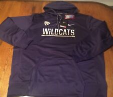 3bb2de459b97 Nike Kansas State Wildcats Circuit Pullover Hoodie Style 32868xks1 Size 3xl